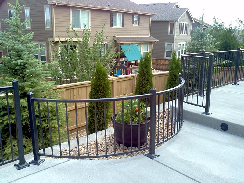 iron-railing