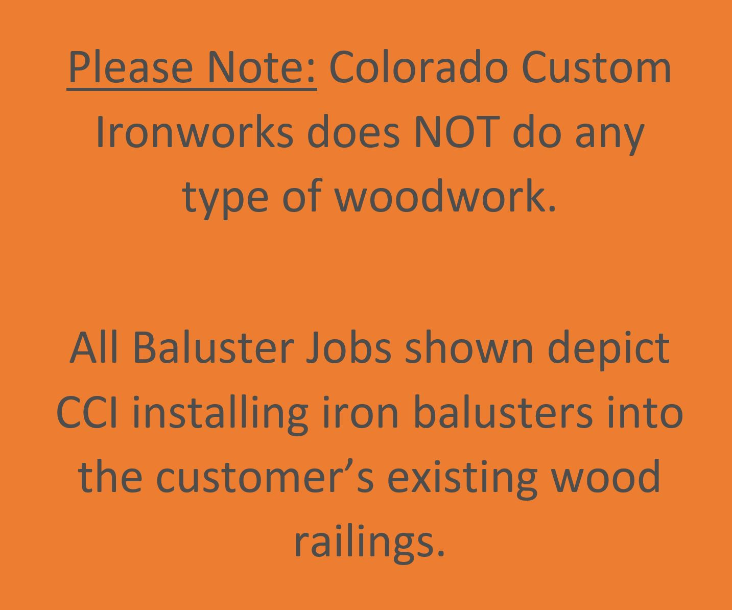 Baluster-Note