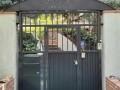Custom-Arched-Gate