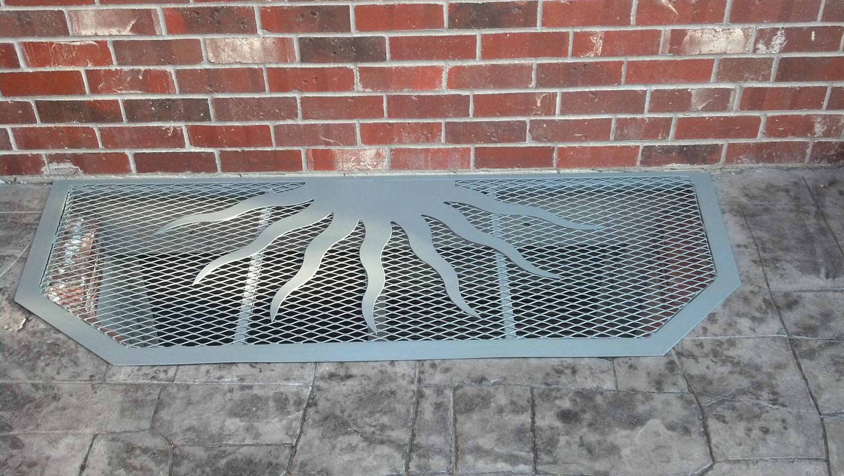 Coloradocustomiron Iron Window Well Grants Amp Covers