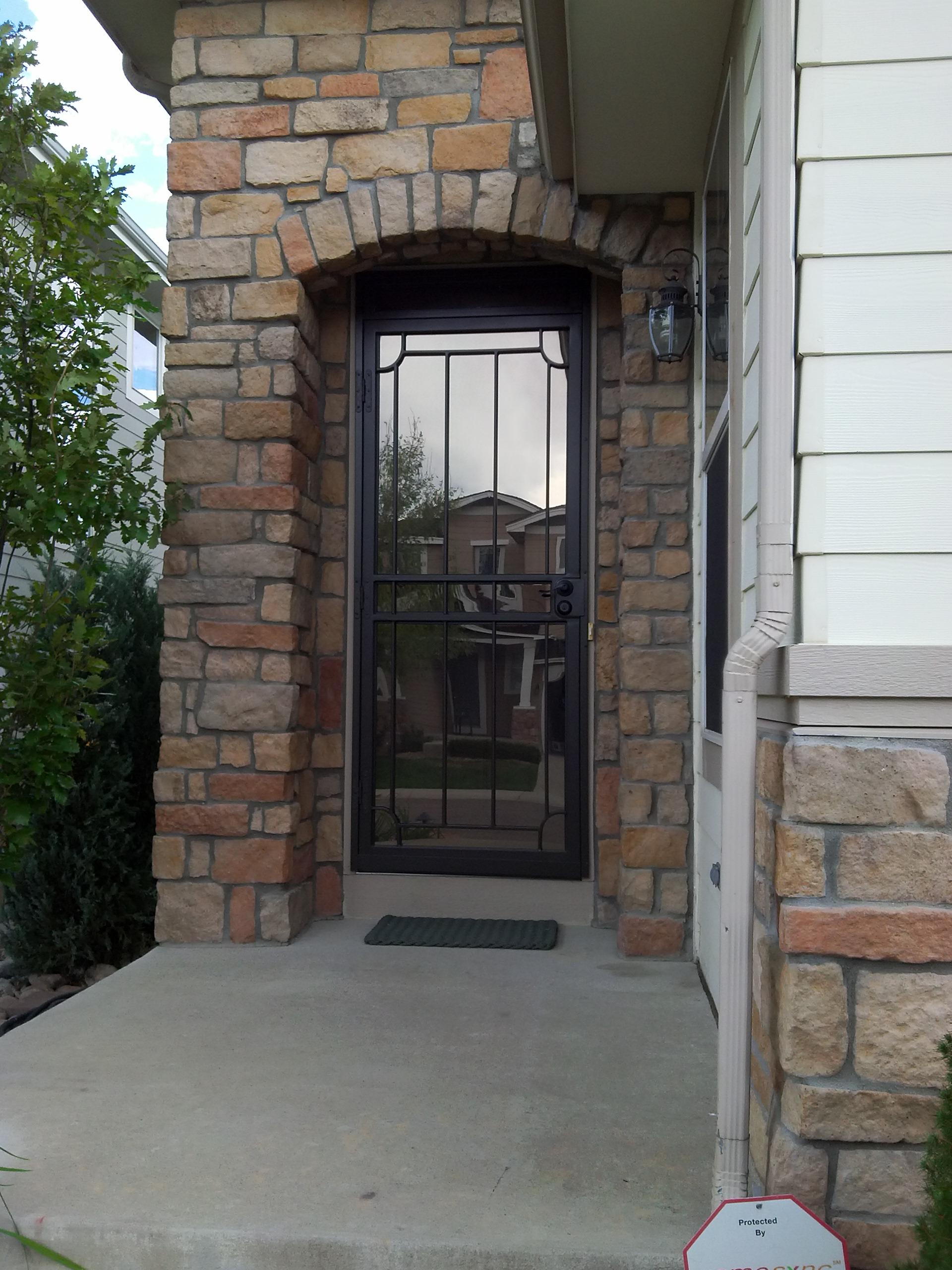 Custom Wood Doors Interior