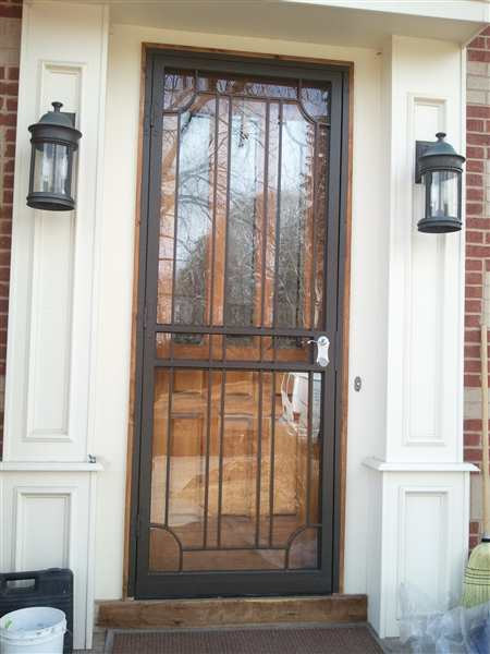 Storm Security Doors Services In Denver Colorado Centennial