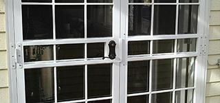 Security Storm Doors