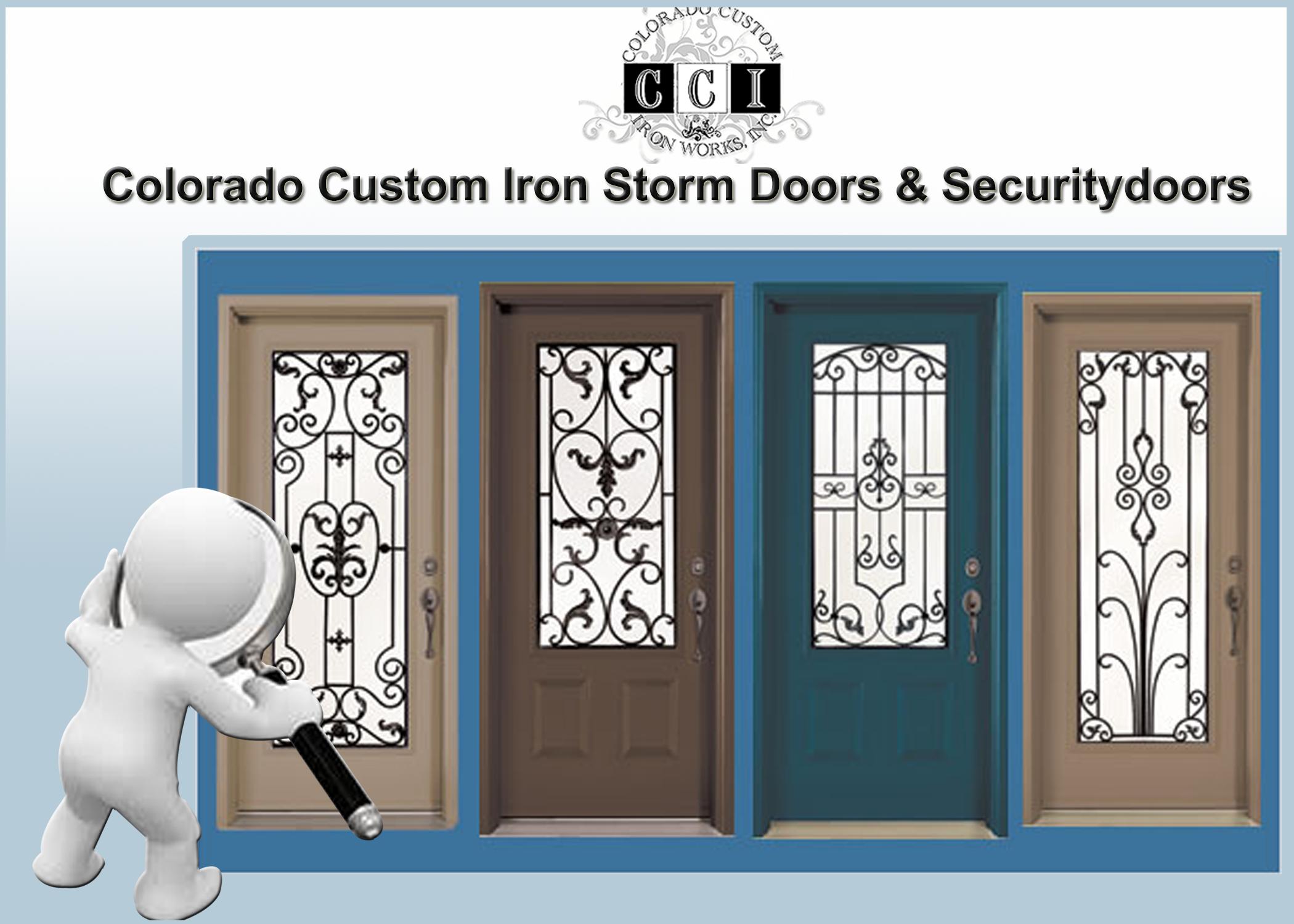Storm Security Doors Services In Denver Colorado